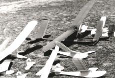 1946 - nedělní polétání v Medlánkách