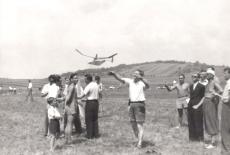 1946 - Zdeněk Husička startuje svůj model JJ-45-H v Medlánkách
