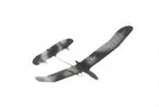 1946 - model Superfantazie Zdeňka Husičky v letu