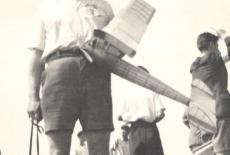 1947 - Zdeněk Husička s L-16